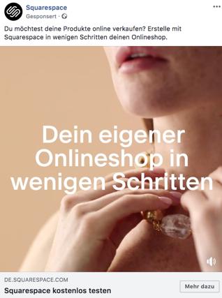 facebook-werbung-von-squarespace