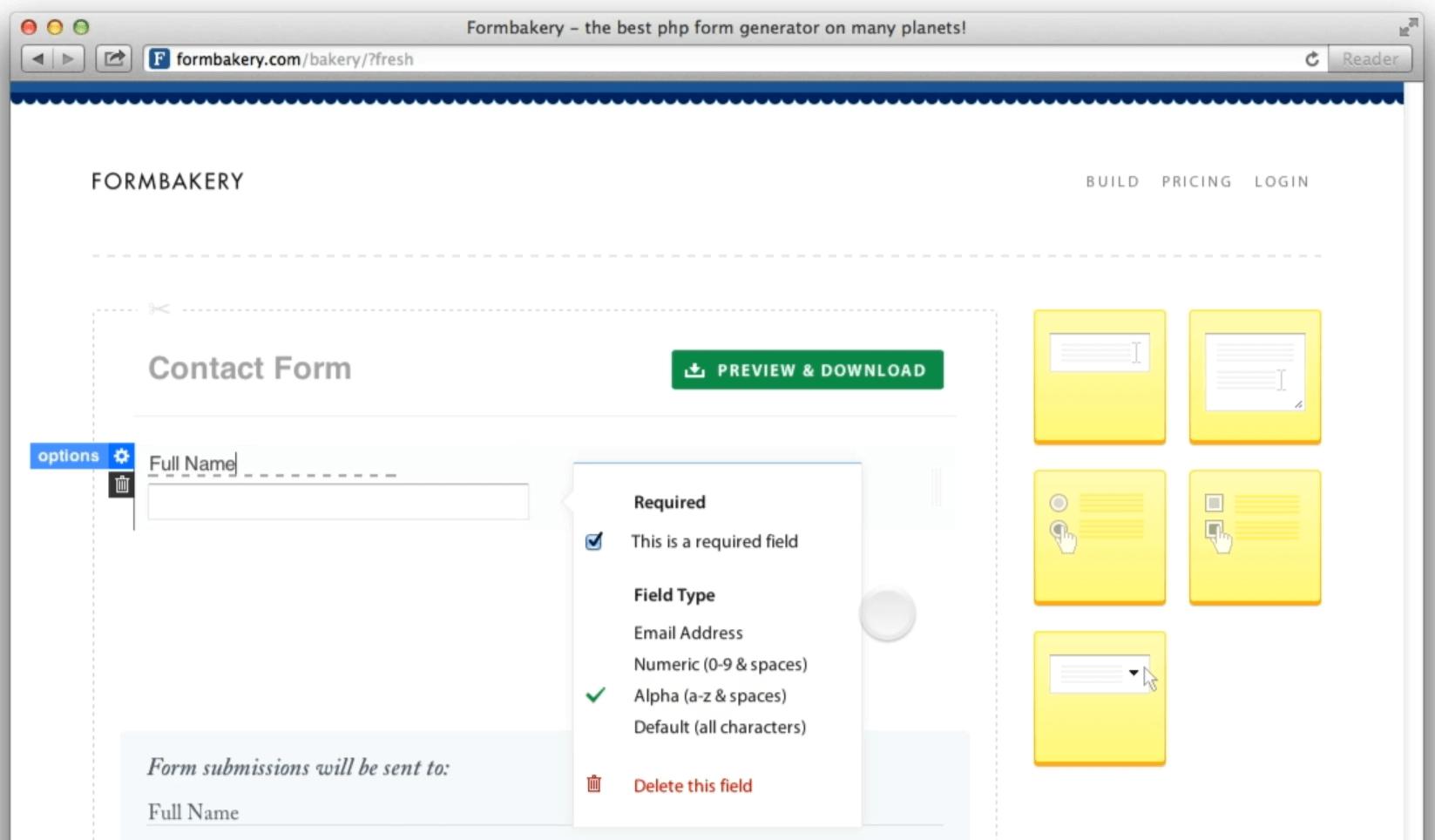 HubSpot-Formular-Designer-Formbakery