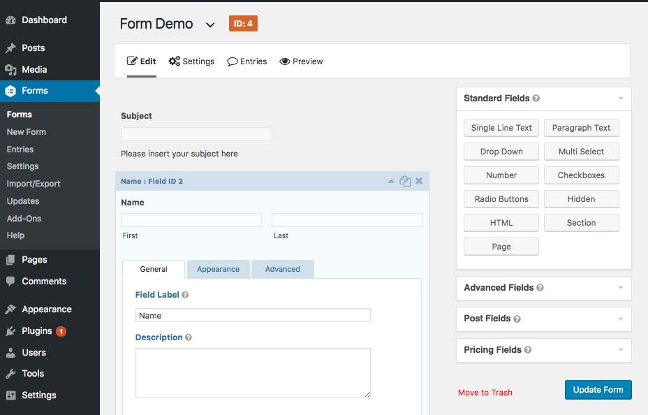 HubSpot-Formular-Designer-GravityForms