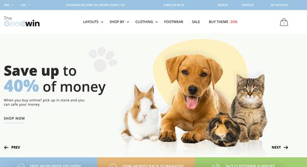 goodwin-shopify-theme-pet-preview
