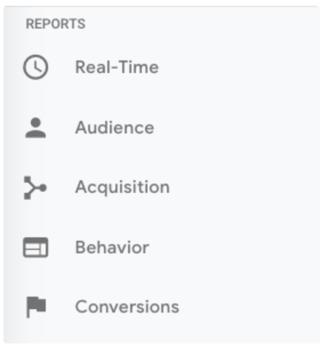 google analytics berichte