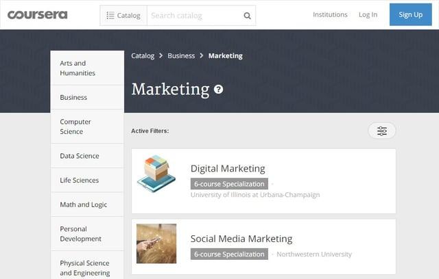 9 E-Learning-Kurse, mit denen Sie ein besserer Marketer werden