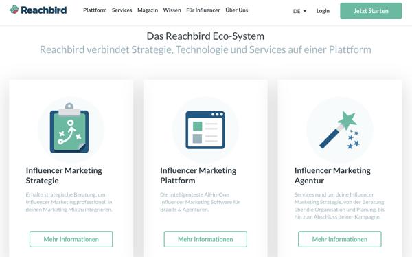 influencer-marketing-plattform-reachbird