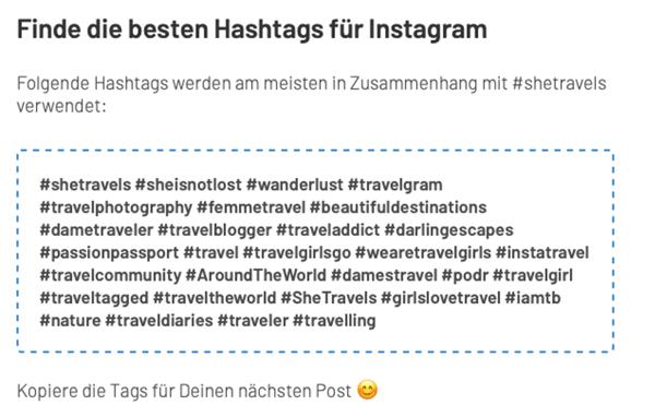 instagram tools likeometer
