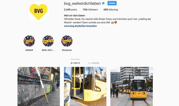 instagram-bvg-marketingstrategie
