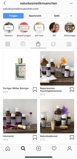 instagram-shopping-beispiel-naturkosmetik-1