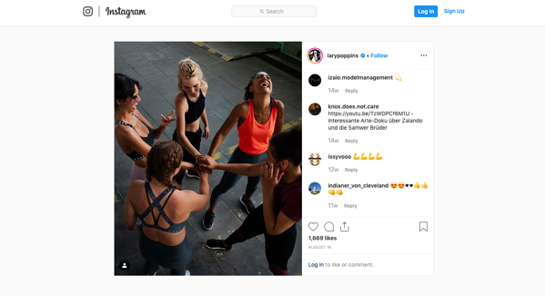 instagram-zalando-under-armour-she-power-kampagne