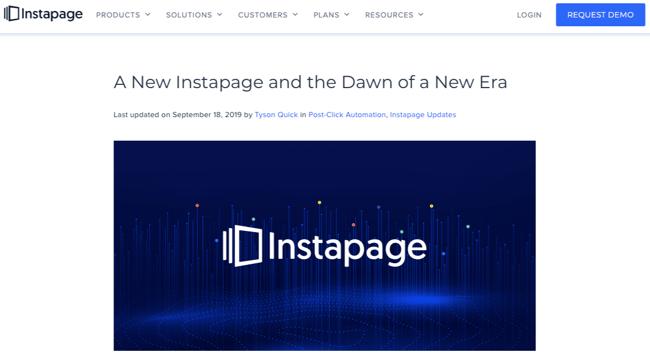 HubSpot-instapage
