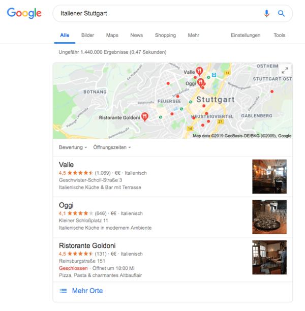 online-bewertungen-auf-google-local-pack