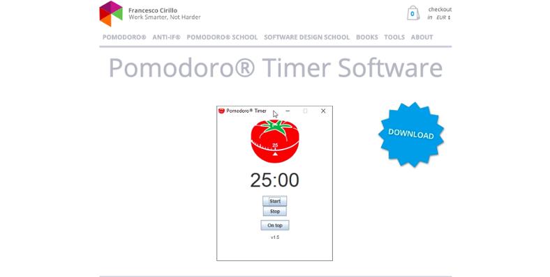 HubSpot-pomodoro-timer-software