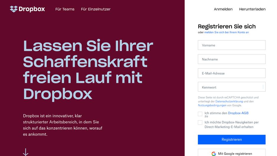 schoene-webseiten-dropbox