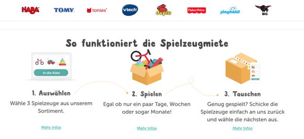 schoene-webseiten-spielzeugkiste-beschreibung und CTAs