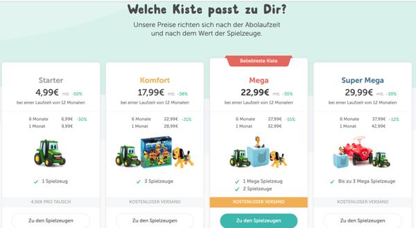 schoene-webseiten-spielzeugkiste-CTAs auf der webseite