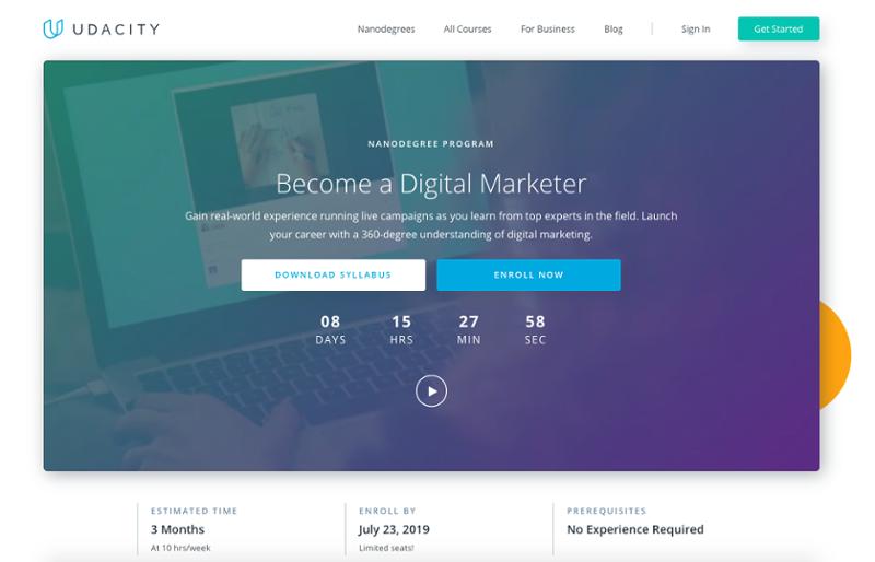 udacity-online-kurse-marketing