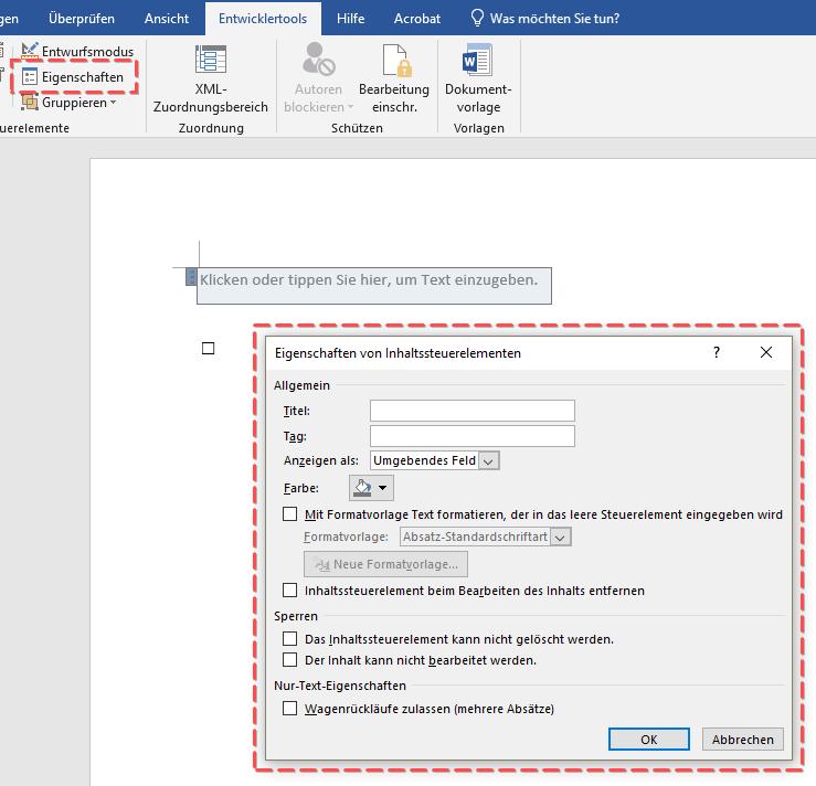 HubSpot-Umfragen-erstellen-20-MS-Word-Steuerelement-bearbeiten