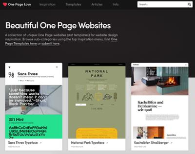 Onepagelove-webseite-als-design-inspiration