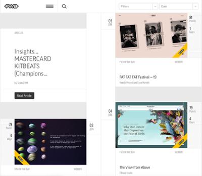 design-inspiration-auf-der-FWA-Seite