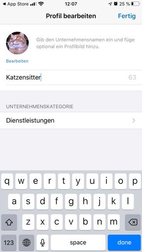 whatsapp-business-profil-erstellen