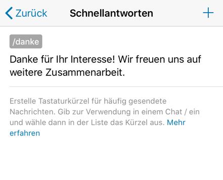 whatsapp-business-schnellantworten