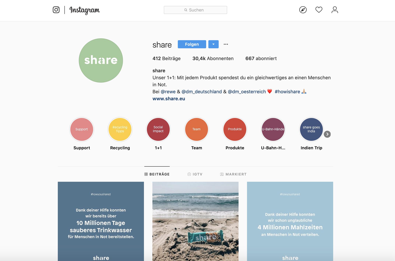 HubSpot-word-of-mouth-marketing-share-auf-instagram
