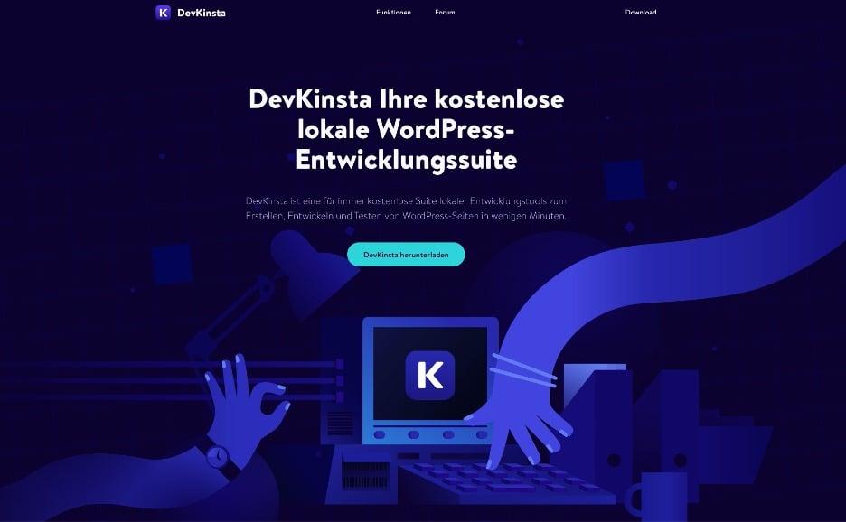 wordpress-lokal-installieren-kinsta