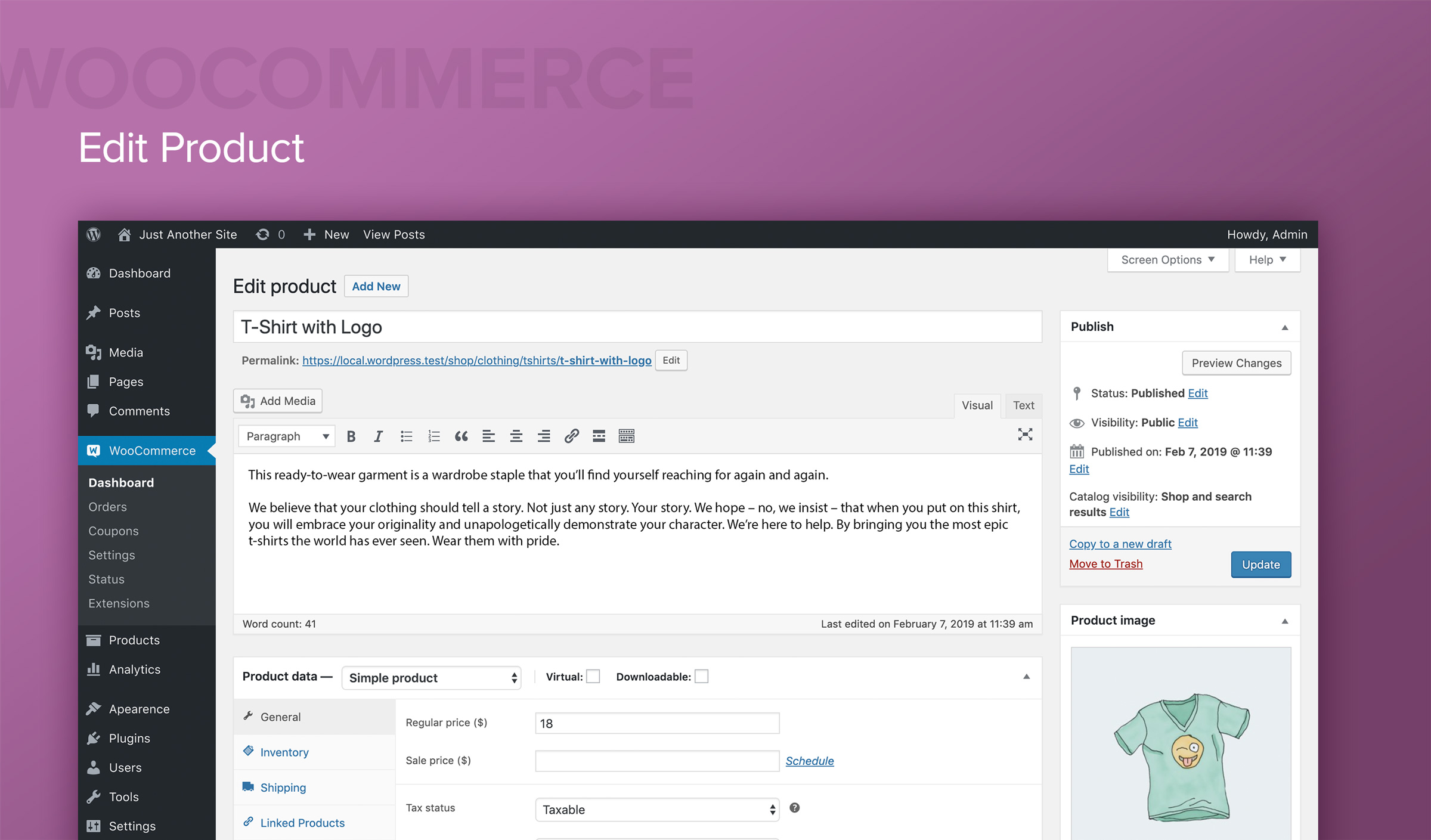wordpress-plugin-woocommerce