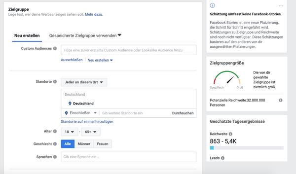 HubSpot-Facebook-Anzeigen-06-Zielgruppe