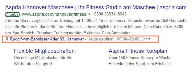 HubSpot-Google-Anzeigen-05-Standorterweiterung