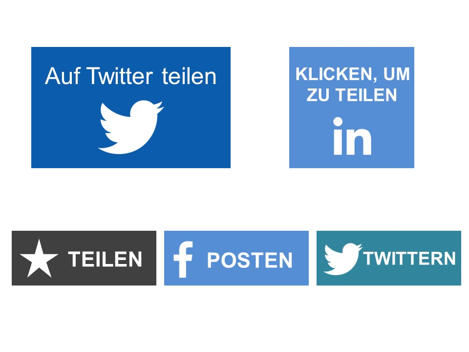 Beispiel – Social-Media-Sharing-CTAs