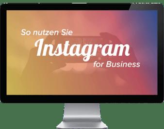 instagram for business header