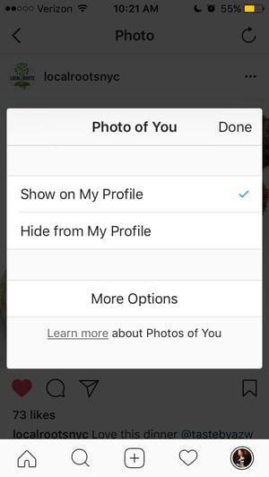 HubSpot-In-Profil-anzeigen-oder-verbergen