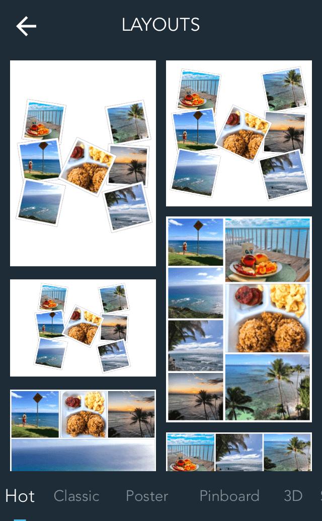 Collage Maker – Bild vor der Bearbeitung
