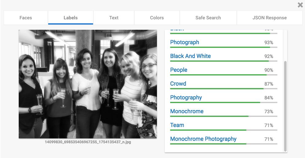 Cloud Vision API Test – HubSpot Blogging-Team