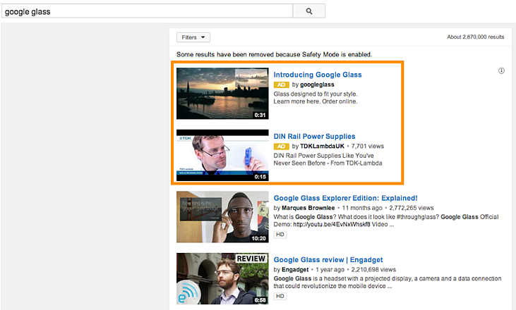 YouTube-Discovery-Anzeige 3
