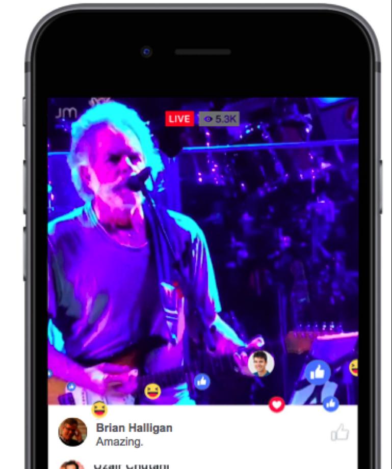 Inbound-Marketing - Facebook Live
