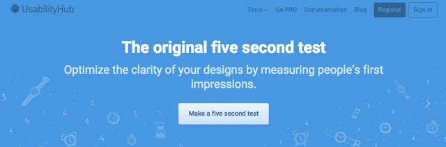 HubSpot-Five-Second-Test