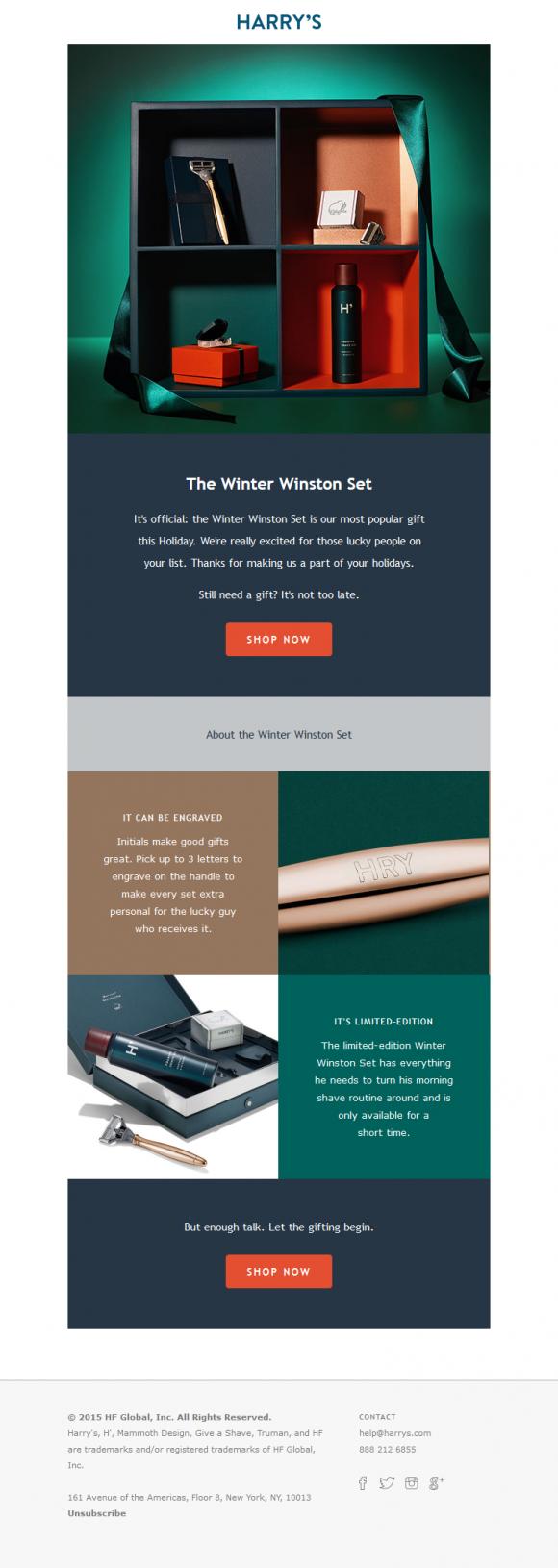 HubSpot-E-Commerce-Harrys