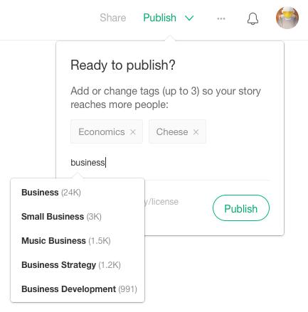publish-tags
