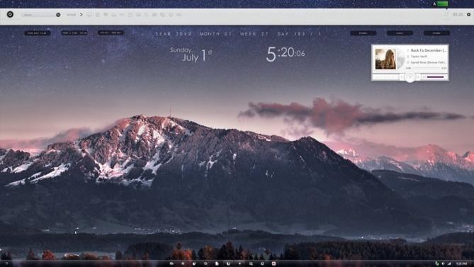 Mit GeekTool können Sie Ihren Windows-Desktop anpassen