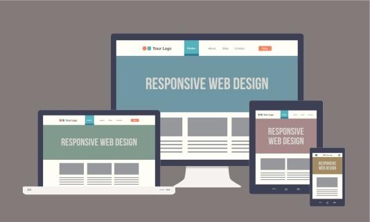 Responsive Design für Websites