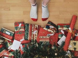 HubSpot - Beispiele fragwürdigen Retargetings - Ruiniertes Weihnachtsfest