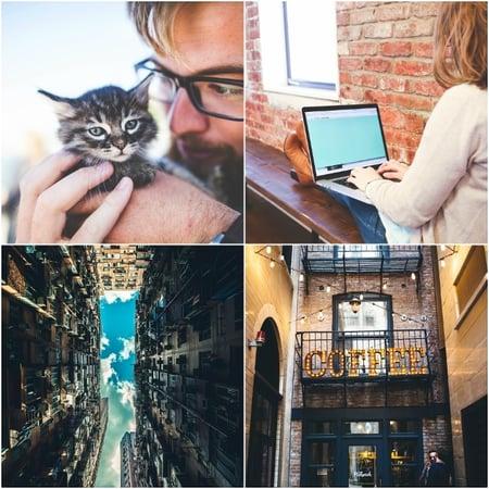 Websites für kostenlose Stock-Fotos – StockSnap.io