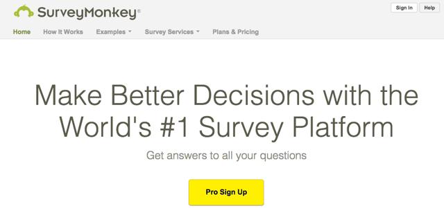 HubSpot-SurveyMonkey