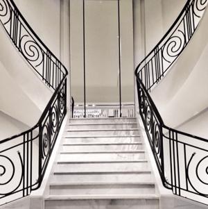 HubSpot-Symmetrische-Treppe