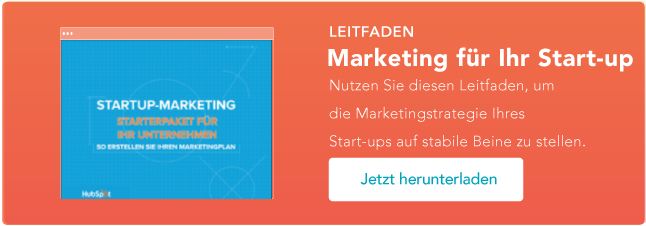 Startup-Marketing Paket