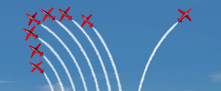 So heben Sie Ihre Agentur von der Konkurrenz ab: 9 Taktiken für mehr Markenpräsenz