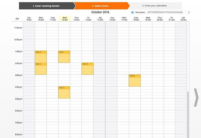Tools für das Planen von Meetings – NeedToMeet