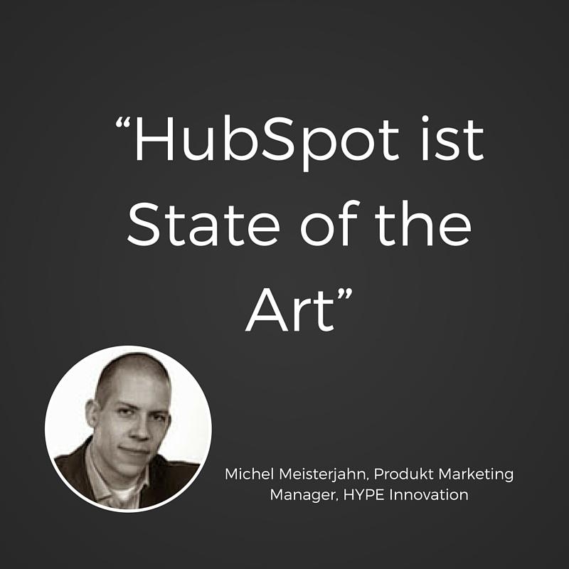 Software Unternehmen HYPE Innovation setzt seit 2 Jahren auf Content Marketing und HubSpot