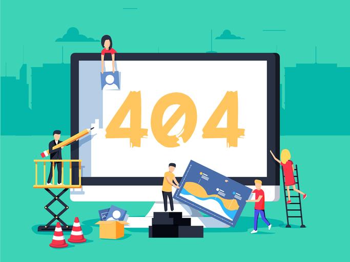 404-Seiten: Gründe, Zweck und die schönsten Beispiele