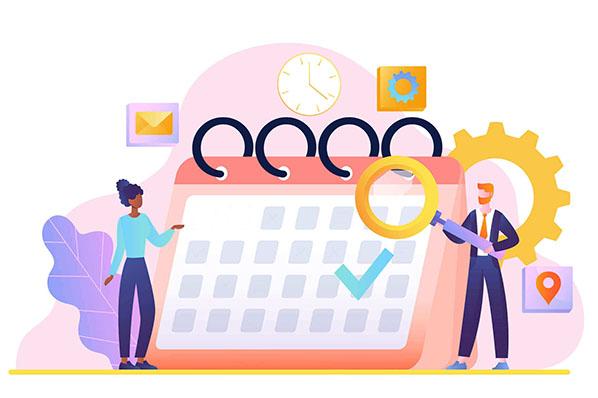 Wie Sie Ihren Content Kalender 2021/2022 mit Themen füllen (inkl. Vorlage)